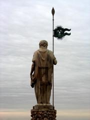 Estatua del Duomo de Milán