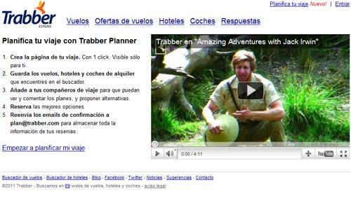 trabber planner