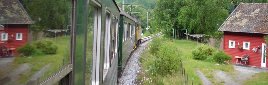 Tren de Flam – Noruega