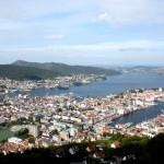 Panorámica de Bergen