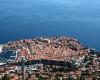 Panorámica de la ciudad vieja de Dubrovnik