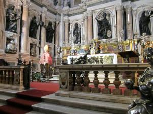 Interior Duomo - San Genaro
