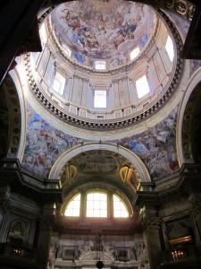 Cúpula Duomo de Nápoles
