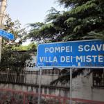 Estación de Pompeya - Ruinas
