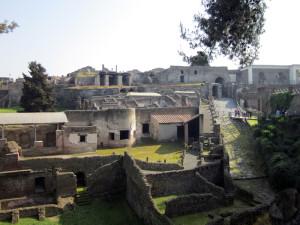 Pompeya desde Porta Marina