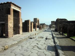 Calles de Pompeya